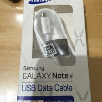 harga Kabel Data Micro Usb Samsung Galaxy Note 4 Original Tokopedia.com