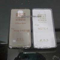harga Softshell / Silikon Ultra Thin Samsung Note 4 - N910 Tokopedia.com
