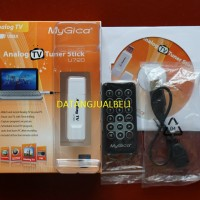 harga Mygica Analog Tv Tuner Stick - U720 Tokopedia.com