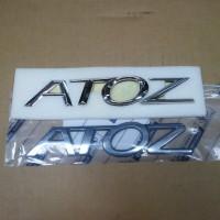 harga Emblem Atoz Tokopedia.com