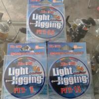 harga Senar Pancing Braided/PE (XTra ONE light jigging X4) Tokopedia.com