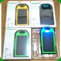 harga Powerbank Solarcell Tenaga Matahari+listrik Tokopedia.com