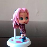 Action figure Sakura