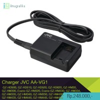 charger kamera camcorder / handycam JVC everio AA-VG1