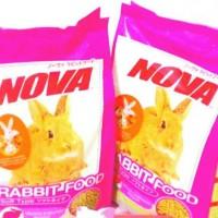 Makanan kelinci Nova