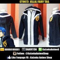 harga Jaket Anime Jellal Fernandes Fairy Tail Tokopedia.com