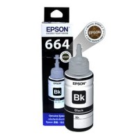 REFILL INK EPSON T6641 BLACK