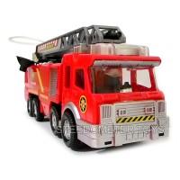 Mobil Truk Pemadam Kebakaran Mainan Edukasi Anak Electronic Fire Engin