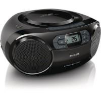 PHILIPS MP3-CD USB and Tape CD Soundmachine AZ329