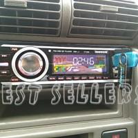 Tape Mobil CT836 Radio, MP3, AUX, SD dan USB