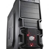 Cooler Master K380 Gaming Case Side Windowed