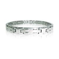 Gelang Amega Corn COMBI Bracelet - Silver