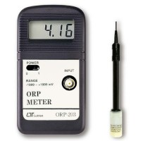 Lutron Orp-203 With Orp 14 Probe