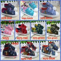harga Sepatu Anak Sneakers Kids Shoes Lucu Keren Pf Paul Frank Polka Army Tokopedia.com