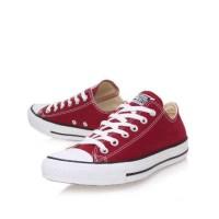 Sepatu Converse Maroon , Grade Original