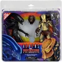 ALIENS VS PREDATOR 2 PACK (KENNER CLASSIC)