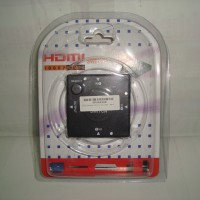 HDMI Switcher (3x1) 3 Input HDMI Female To 1 Output HDMI Female