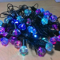 Lampu Natal Diamond LED