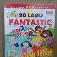 DVD ORIGINAL 20 LAGU FANTASTIC ANAK-ANAK AKU ANAK SEHAT