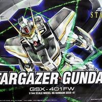 HG Seed GSX-401FW Stargazer Gundam