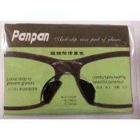 Nosepad Spectacle Glasses Kacamata Ganjel Hidung Silicone