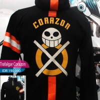 Jaket Trafalgar Law Corazon One Piece