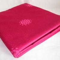 Fuschia Red TableCloth Taplak Meja Tupperware Promo Discount