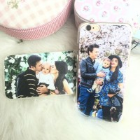 PO Custom Case Your Own Photo 2 for Iphone/Samsung/Xiaomi/Zenfone/Oppo