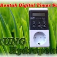 harga Stop Kontak Digital Timer Switch Tokopedia.com