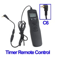 Remote Control for Canon 1000D Pentax K200D Samsung GX-1S