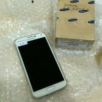 hp bekas / hp second samsung galaxy S5 white garansi 8bln resmi sein