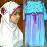 harga Baju Pesta Anak Muslim Tokopedia.com