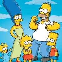 Tas Ultah/Souvenir /Tas jinjing/Bday Goodie bag - The Simpsons