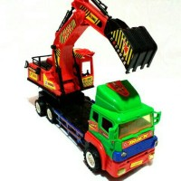 Mobil Beko Mainan Anak
