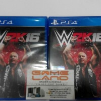 WWE 2K16 (PS4) - R2
