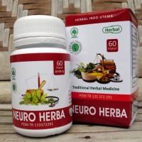 Neuro Herbal Obat Herbal Stroke HIU Herbalindo Utama agen grosir distributor termurah