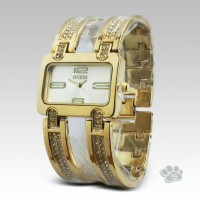 Guess Twinkie Steel Lady Gold