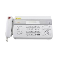 Fax Panasonic KX-FT983 CX (SILVER & WHITE)