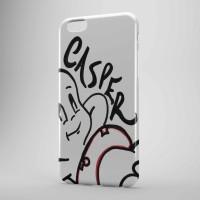 casper the friendly ghost hard case, iphone case dan semua hp