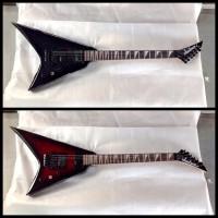 harga Gitar Listrik Jackson Flying V Rr Tokopedia.com