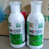 K Care Chlorophyll Care Body Shower - Sabun Cair Klorofil 200 ML Klink