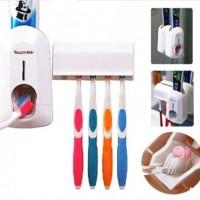 Dispenser Odol & Tempat Sikat Gigi / Tempat Odol Dan Sikat Gigi