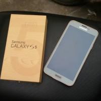harga hp / handphone samsung S5 gold garansi fullset Tokopedia.com