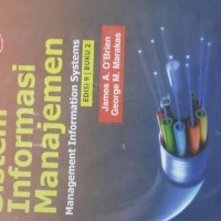 harga Sistim Informasi Manajemen James A O'brien Buku 2 Ed 9 Dalemba Tokopedia.com