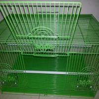 harga Kandang Umbaran Burung / Kucing Box Besi 60x40x40 Cm Tokopedia.com