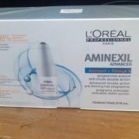 LOREAL AMINEXIL ISI 10 EXPERT SERIES penumbuh rambut