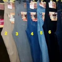 Jual celana jeans  model standar  Levis 505 Murah