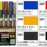 Gundam Marker Basic Set #105