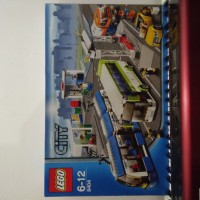 Lego 8404 City Transport