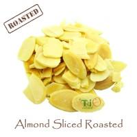 Almond Sliced Roasted 450 gram